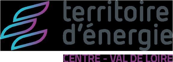 Logo Territoire d'Energie Centre - Val de Loire
