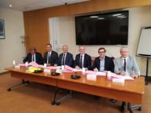 Le Territoire denergie Centre-Val de loire et le Conseil Régional sallient pour la transition énergétique